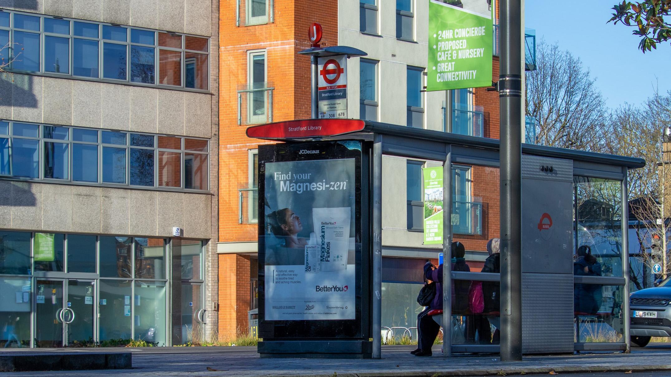 Rent OOH street billboards